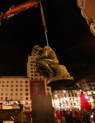 Adiós a Rodin
