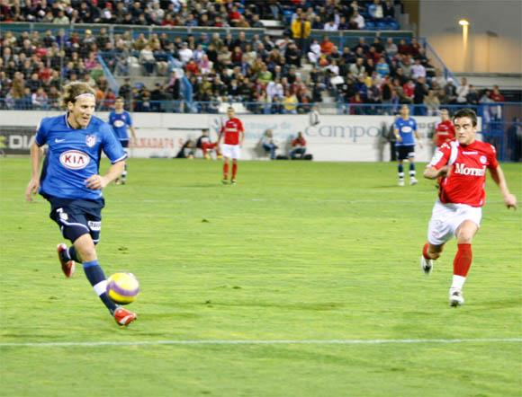 Granada 74- At. Madrid (1-2)