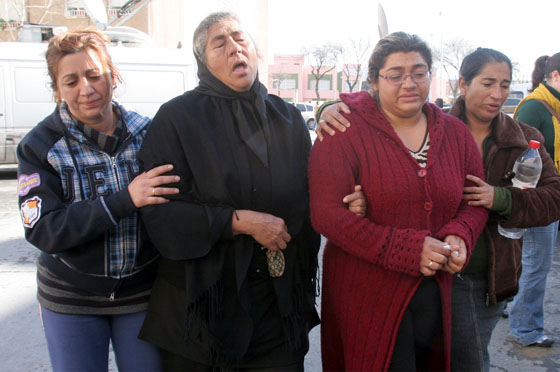 Huelva busca a Mari Luz Cortés