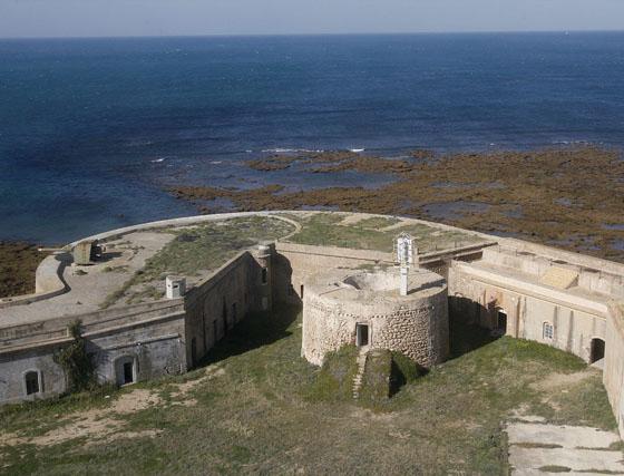 El faro de San Sebastián