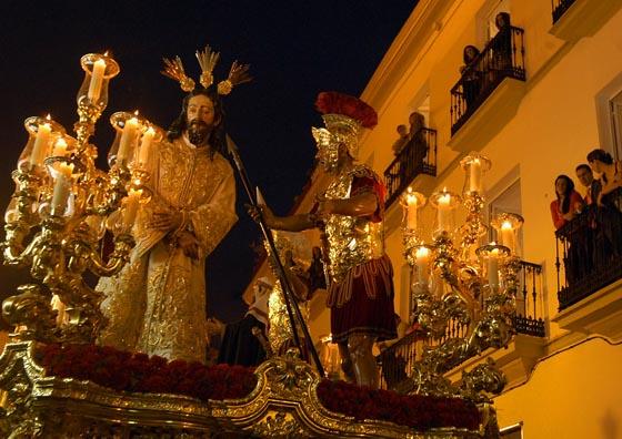 La Amargura, camino de la calle Feria
