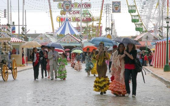 Jueves de Feria, un día de locos
