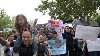Galería de fotos: El Pressing Catch arrasa en Granada