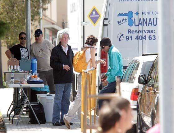Díaz Yanes rueda en Algeciras