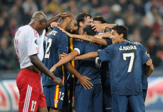 Salzburgo-Sevilla: Trámite superado
