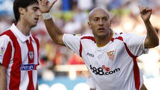 Sevilla-Athletic (4-0): De récord