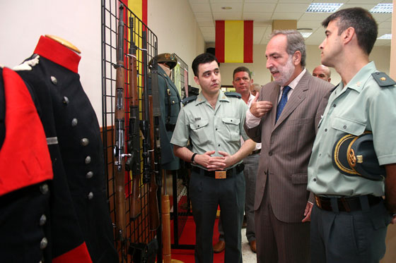 Historia de la Guardia Civil en Huelva