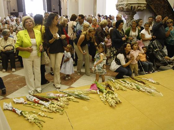 Cádiz celebra el día de su Patrona