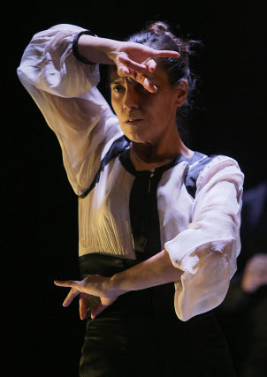 Rafaela Carrasco en el Teatro Central