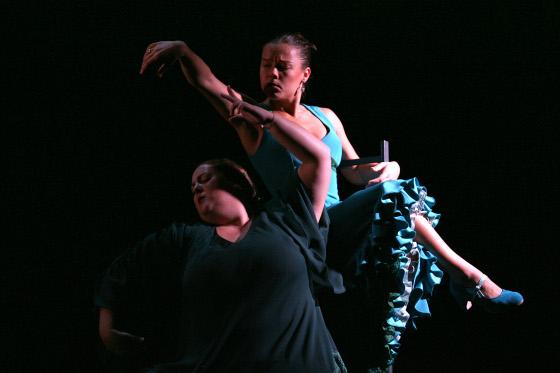 Enrique Morente clausura la XV Bienal de Flamenco