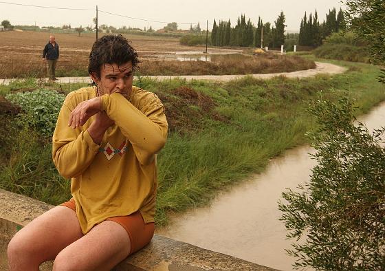 Temporal en el Jerez rural
