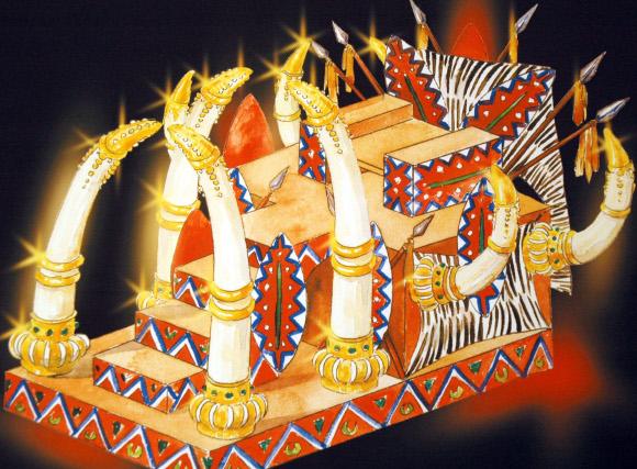 Cabalgata de Reyes 2009