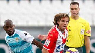 Las imágenes del Almería-Betis (1-0)