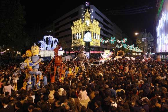 Los Reyes Magos llena de ilusión Córdoba