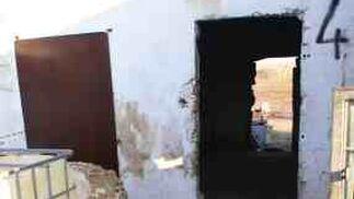 Imagen del asentamiento chabolista Verea del Cerero.