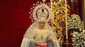 Virgen de la Paz.  Foto: Juan Parejo