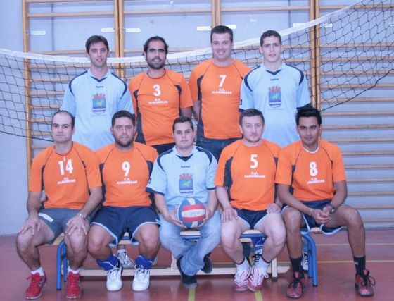 Almuécar. Voleibol, primera provincial. /Granada Hoy  Foto: Granadahoy.com