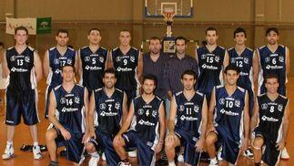 CB La Zubia. Baloncesto, senior, primera división masculina. /Granada Hoy  Foto: Granadahoy.com