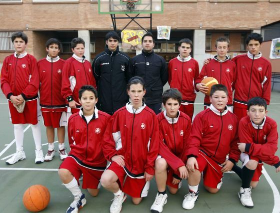 CB Granada. Baloncesto, infantil. /Pepe Villoslada  Foto: Granadahoy.com