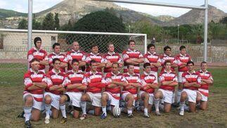 CR Motril. Rugby, segunda regional. /Granada Hoy  Foto: Granadahoy.com