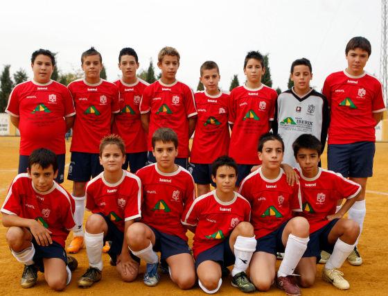 Cúllar Vega CF. Infantil, primera provincial. /Pepe Villoslada  Foto: Granadahoy.com
