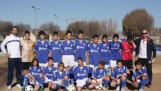 Maracena. Infantil, primera provincial. /Pepe Torres  Foto: Granadahoy.com