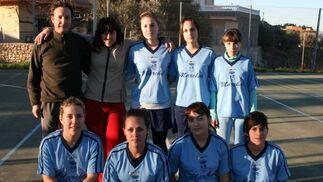Marchal. Fútbol sala, senior, femenino. /Granada Hoy  Foto: Granadahoy.com