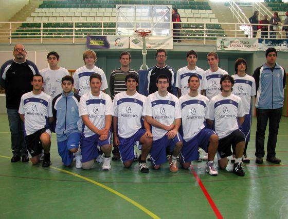 Costa de Motril. Baloncesto, júnior. /Granada Hoy  Foto: Granadahoy.com