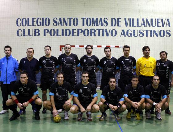 Santa Fe. Balonmano, senior, segunda nacional. /Pepe Villoslada  Foto: Granadahoy.com
