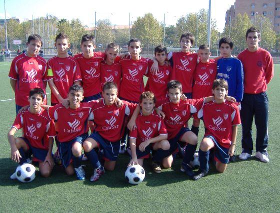 UD Estrellas Chana. Infantil, primera provincial. /Granada Hoy  Foto: Granadahoy.com