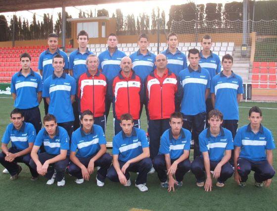 Atlético La Zubia. Juvenil, segunda provincial. /Granada Hoy  Foto: Granadahoy.com
