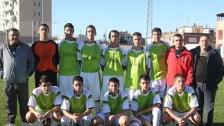 Sporting de Güevéjar. Juvenil, segunda provincial. /Pepe Torres  Foto: Granadahoy.com