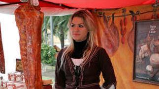 Este fin de semana el Parque Nicolás Salmerón acoge un mercado de época andalusí-cristina con productos artesanales.  Foto: Javier Alonso