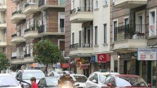 Aspecto calle Asunción.  Foto: Belén Vargas