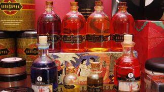 Aceites aromáticos en Travesuras de la niña mala.  Foto: Victoria Hidalgo - Belén Vargas