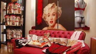 Marilyn en la intimidad de Travesuras de la niña mala.  Foto: Victoria Hidalgo - Belén Vargas