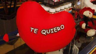 Cojín de San Valentín.  Foto: Victoria Hidalgo - Belén Vargas