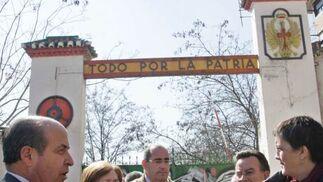 El alcalde, José Torres Hurtado, ha visitado las instalaciones del viejo cuartel de Los Pajaritos  Foto: Miguel Rodriguez