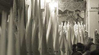 La Virgen de la Amargura.  Foto: Salazar-Bajuelo y Javier Mejia