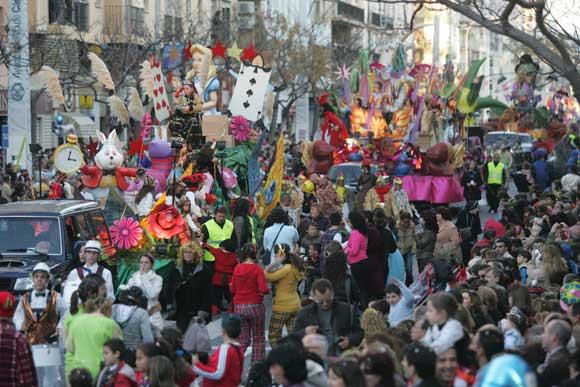 El póster del Carnaval 2009