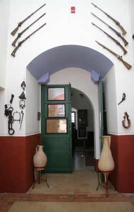Entrada del Castillo de Mairena del Alcor  Foto: Belén Vargas