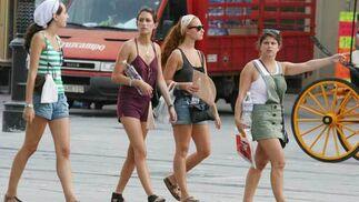 Sevilla vuelve a superar los 40 grados