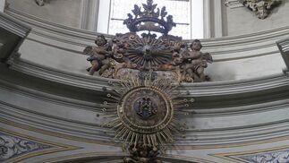Restauración de la iglesia de San Luis de los Franceses.  Foto: Victoria Hidalgo