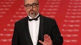 El director dimisionario de la Academia de Cine, Álex de la Iglesia. / EFE · Reuters · AFP