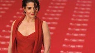 La actriz Nora Navas. / EFE · Reuters · AFP