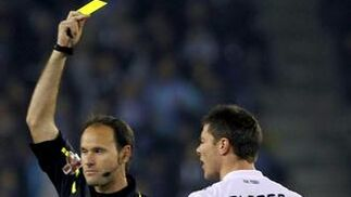 El Real Madrid vence en casa del Espanyol (0-1) y se pone a cinco puntos del Barcelona. / EFE