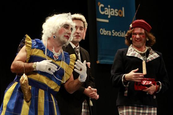 Cuarteto 'El regreso del Carli'./Fotos:Lourdes de Vicente  Foto: Lourdes de Vicente