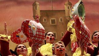 Coro 'Las napoleonas'  Foto: Lourdes de Vicente