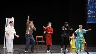 Quinteto '¿Y tú? ¿a qué hora tienes?'  Foto: Lourdes de Vicente / Jesus Marin