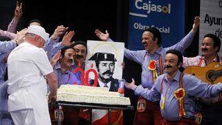 Chirigota Los Diestros mu diestros  Foto: Jesus Marin